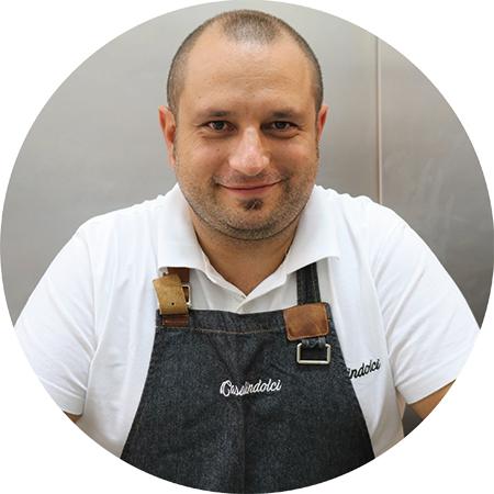 Andrea Iurato - La Contessa - chicche di cioccolato con cioccolato di Modica IGP - granella di cioccolato in tre formati