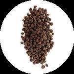 Granella di cioccolato media - La Contessa - chicche di cioccolato con cioccolato di Modica IGP
